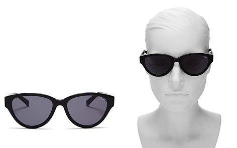 Quay Women's Rizzo Cat Eye Sunglasses, 49mm - Bloomingdale's_2