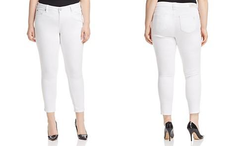 SLINK Jeans Plus Skinny Ankle Jeans in Charlie - Bloomingdale's_2