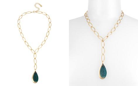 "Robert Lee Morris Soho Link Lariat Pendant Necklace, 18"" - Bloomingdale's_2"