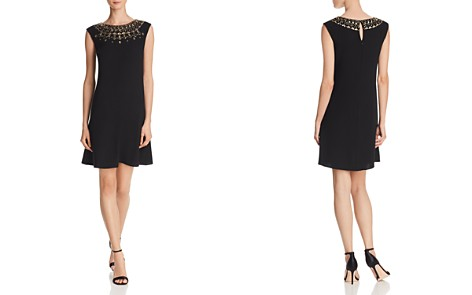 Aidan Mattox Embellished Shift Dress - Bloomingdale's_2