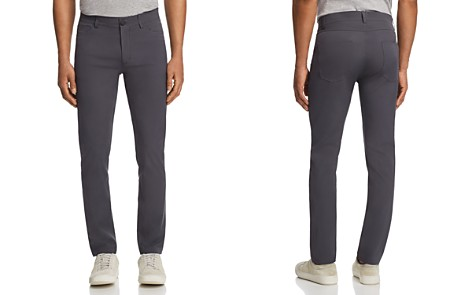 Theory Raffi Neoteric Slim Fit Pants - Bloomingdale's_2
