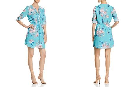 Daniel Rainn Floral-Print Shirt Dress - Bloomingdale's_2