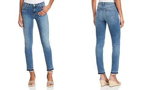 J Brand 811 Mid Rise Skinny Jeans in Delphi - Bloomingdale's_2