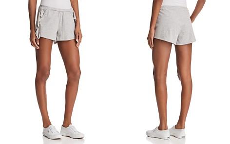 CHASER Ruffled Shorts - Bloomingdale's_2