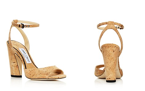Jimmy Choo Women's Miranda 100 Cork High-Heel Sandals - Bloomingdale's_2