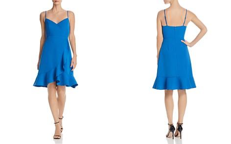 AQUA Flounced Crossover Dress - 100% Exclusive - Bloomingdale's_2