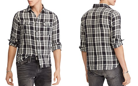 Polo Ralph Lauren Polo Classic Fit Plaid Workshirt - Bloomingdale's_2