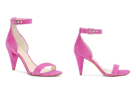 VINCE CAMUTO Women's Cashane Suede Ankle Strap Sandals - Bloomingdale's_2