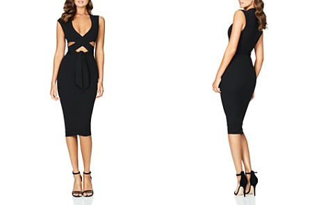 Nookie Miami Cutout Dress - Bloomingdale's_2