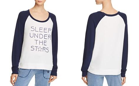 PJ Salvage Sleep Under the Stars Raglan Top - 100% Exclusive - Bloomingdale's_2