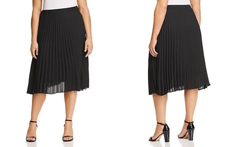 Estelle Pompidou Pleated Skirt - 100% Exclusive - Bloomingdale's_2