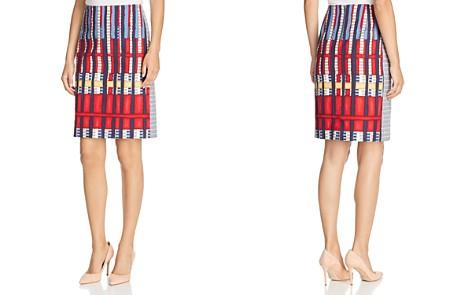 NIC+ZOE Santiago Hills Block-Print Pencil Skirt - Bloomingdale's_2