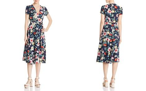 Yumi Kim Spin Me Around Floral-Print Silk Midi Wrap Dress - Bloomingdale's_2