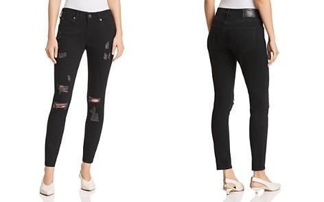 True Religion Jennie Curvy Skinny Jeans in Bold Bedrock - Bloomingdale's_2
