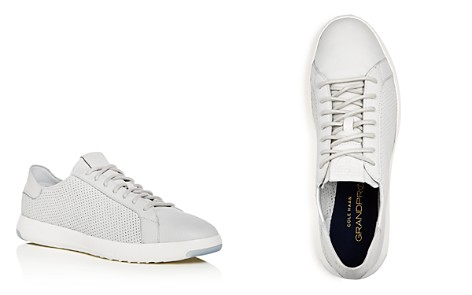 Cole Haan Men's GrandPro Deconstructed Perforated Leather Lace Up Sneakers - Bloomingdale's_2