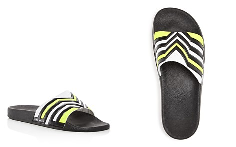 Danward Men's Multi-Stripe Slide Sandals - Bloomingdale's_2