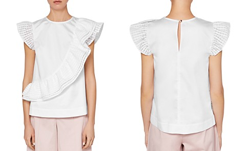 Ted Baker Cottoned On Linnda Ruffled Top - Bloomingdale's_2