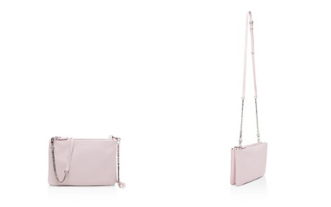Sandro Addict Leather Convertible Crossbody - Bloomingdale's_2