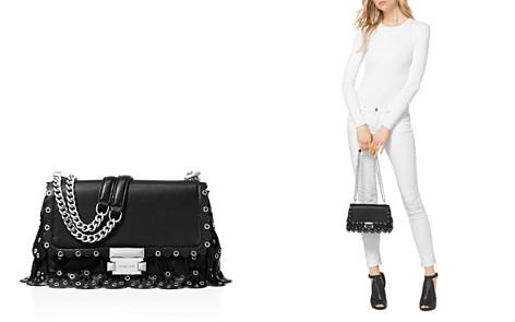 Michael Kors Sloan Small Leather Chain Shoulder Bag - Bloomingdale's_2