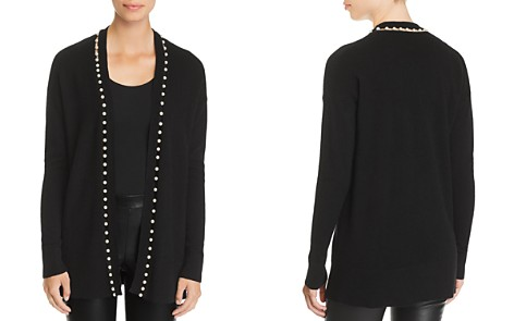 C by Bloomingdale's Embellished Cashmere Cardigan - 100% Exclusive _2