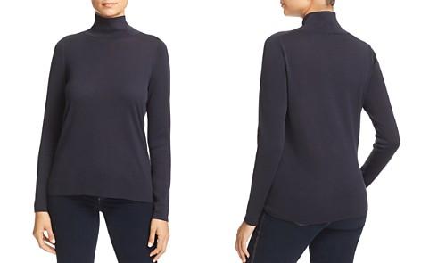 Lafayette 148 New York Modern Mock Neck Sweater - Bloomingdale's_2
