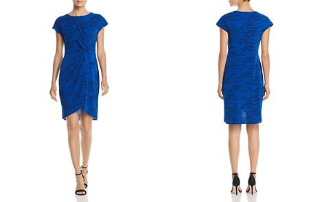 Leota Mimi Twist-Front Dress - Bloomingdale's_2