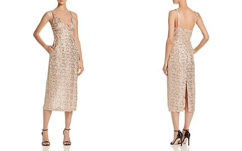 Jill Jill Stuart Sequined Midi Dress - Bloomingdale's_2