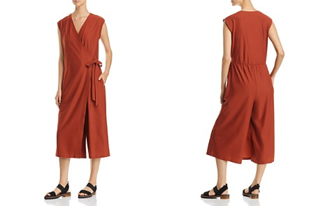 Eileen Fisher Wrap-Front Jumpsuit - Bloomingdale's_2