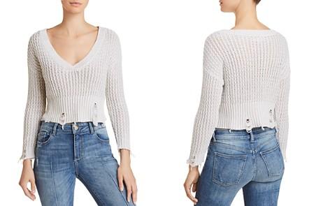 DL1961 Freeman Distressed Sweater - Bloomingdale's_2