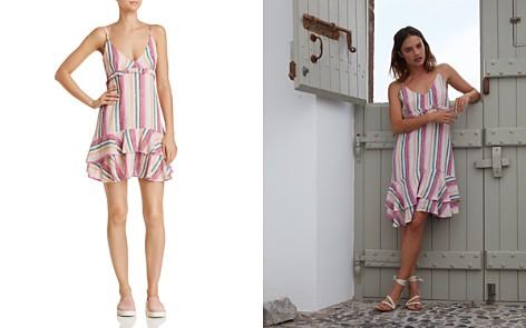 Rails Martina Ruffled Striped Dress - Bloomingdale's_2