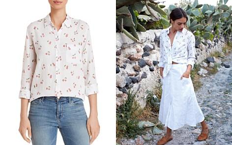 Rails Charli Cherry Print Shirt - Bloomingdale's_2