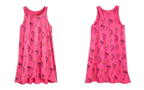 CHASER Girls' Unicorn & Ice Cream Cone Tank Dress - Little Kid, Big Kid - Bloomingdale's_2