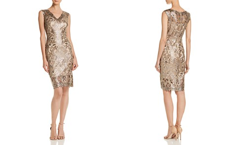 Tadashi Shoji Embellished Cocktail Dress - Bloomingdale's_2