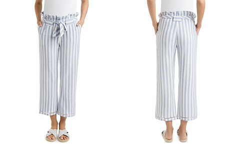 Lyssé Alice Cropped Striped Pants - Bloomingdale's_2