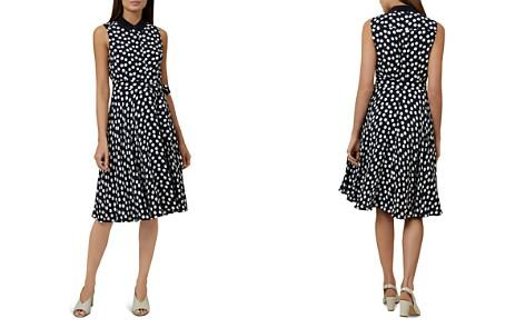 HOBBS LONDON Belinda Polka Dot Shirt Dress - Bloomingdale's_2