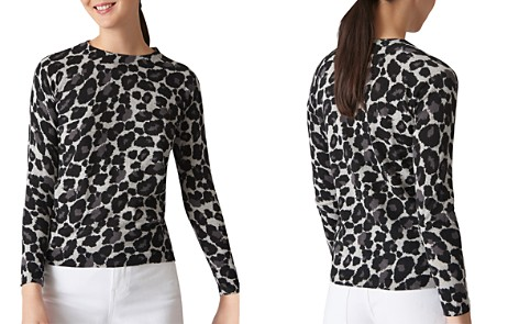 Whistles Leopard Print Sweater - Bloomingdale's_2