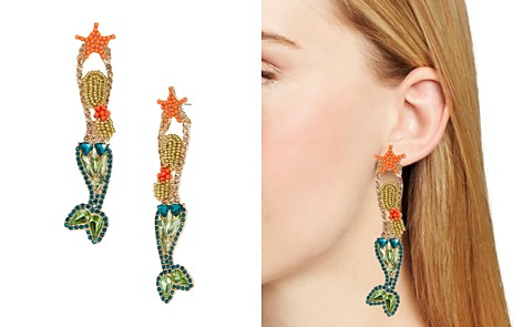 BAUBLEBAR Beaded Mermaid Drop Earrings - Bloomingdale's_2