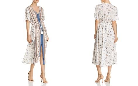 Lost + Wander Tulum Printed Drawstring Midi Dress - Bloomingdale's_2