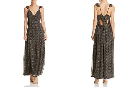 Sadie & Sage Ditsy Printed Cutout Maxi Dress - Bloomingdale's_2