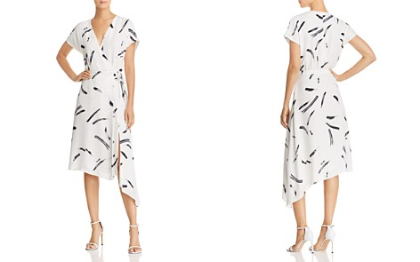 Joie Bethwyn Silk Wrap Dress - Bloomingdale's_2