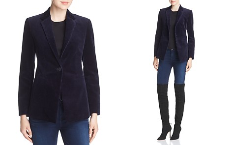Theory Corduroy Power Blazer - Bloomingdale's_2