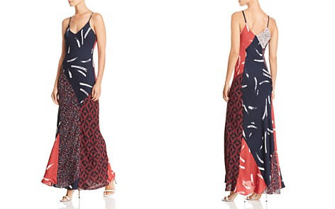 Joie Braewin Silk Maxi Dress - Bloomingdale's_2