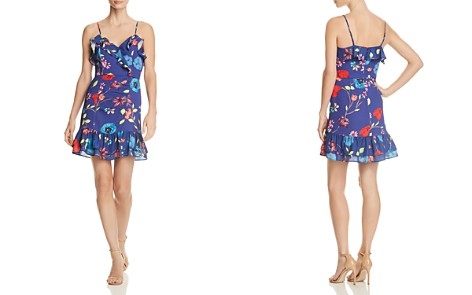 Parker Erica Ruffled Floral Dress - Bloomingdale's_2