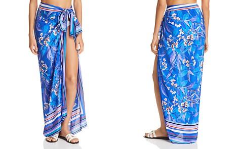 Gottex Sakura Silk Pareo Swim Cover Up - Bloomingdale's_2