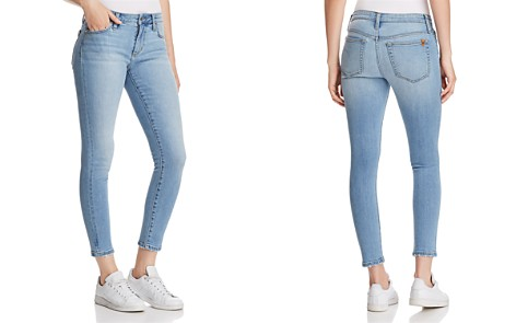 Joe's Jeans Crop Skinny Jeans in Opal - Bloomingdale's_2