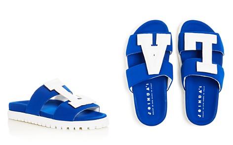 Joshua Sanders Women's LA Pool Slide Sandals - Bloomingdale's_2