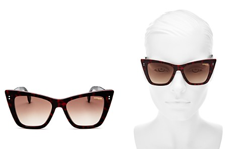 Carrera Women's Cat Eye Sunglasses, 52mm - Bloomingdale's_2