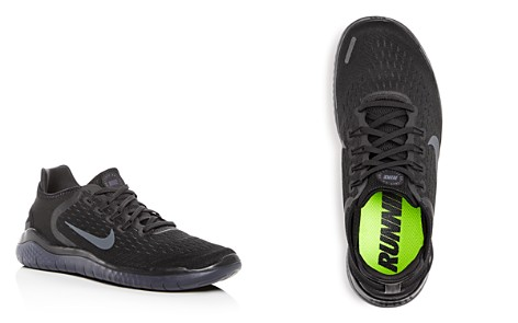 Nike Men's Free RN 2018 Lace Up Sneakers - Bloomingdale's_2