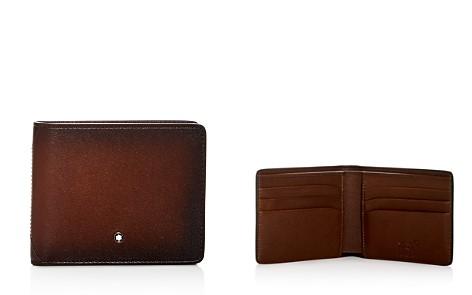 Montblanc Meisterstück Sfumato Leather Bi-Fold Wallet - Bloomingdale's_2