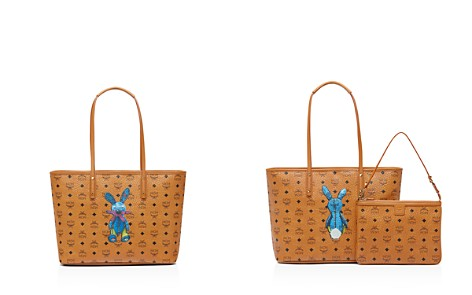 MCM Rabbit East/West Shopper Tote - Bloomingdale's_2